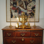 Antique Furnishings in Hall